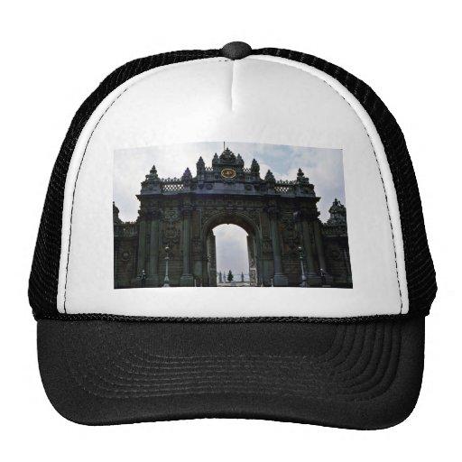 Main Entrance Gates, Dolmanbahce Palace - Istanbul Trucker Hat