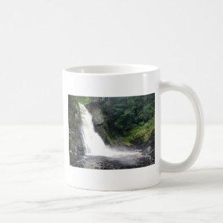 Main Falls Classic White Coffee Mug