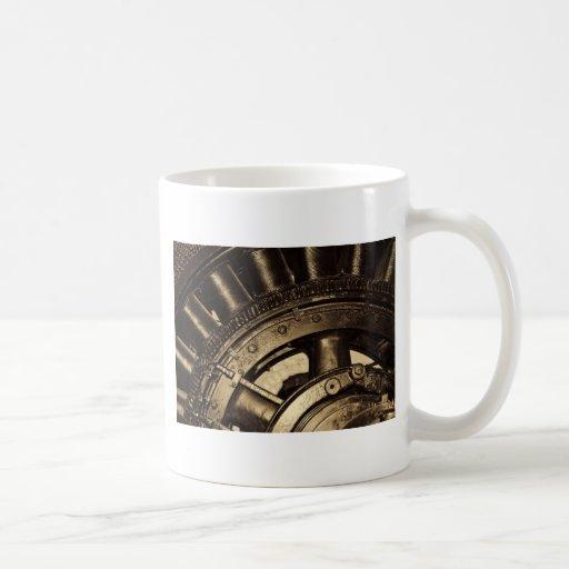 Main Generator Wheel Coffee Mug