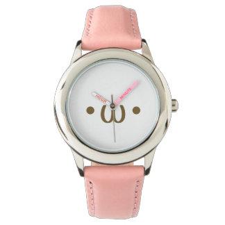 Main ji< Kaomoji >collection☆ Wristwatch