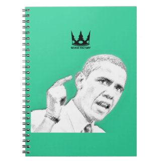 Main leadership people (America) of the world Note Books