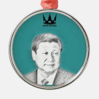 Main leadership people (China) of the world Metal Ornament