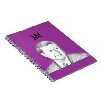 Main leadership people (China) of the world Spiral Note Book