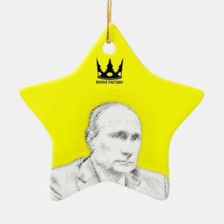 Main leadership people (Russia) of the world Ceramic Ornament