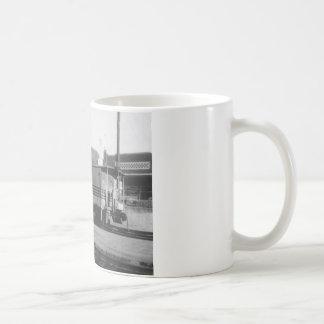 Main Line Rio Grande Classic White Coffee Mug