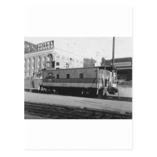 Main Line Rio Grande Postcard