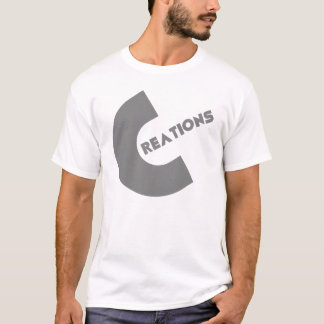 Main Logo Design T-Shirt