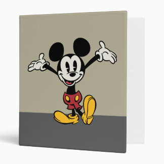 Main Mickey Shorts | Arms Up Binder