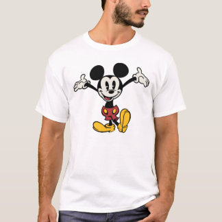 Main Mickey Shorts | Arms Up T-Shirt