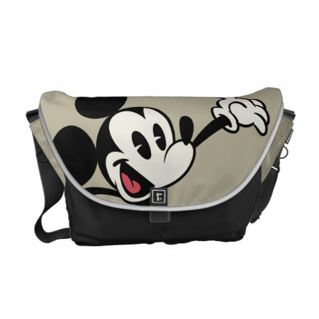 Main Mickey Shorts | Classic Mickey Courier Bag