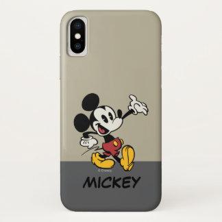 Main Mickey Shorts | Classic Mickey iPhone X Case