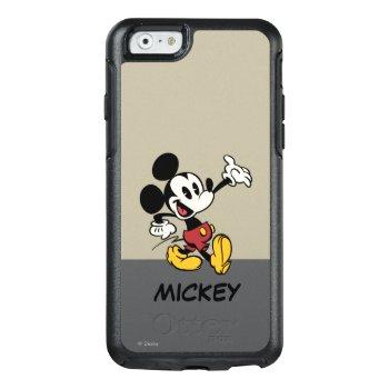 Main Mickey Shorts | Classic Mickey Otterbox Iphone 6/6s Case by disney at Zazzle