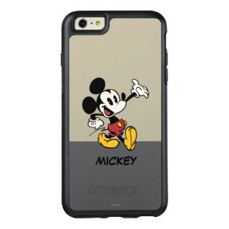 Main Mickey Shorts | Classic Mickey OtterBox iPhone 6/6s Plus Case