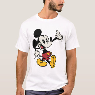 Main Mickey Shorts | Classic Mickey T-Shirt