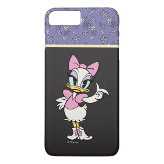 Main Mickey Shorts | Daisy Duck Insulted iPhone 8 Plus/7 Plus Case