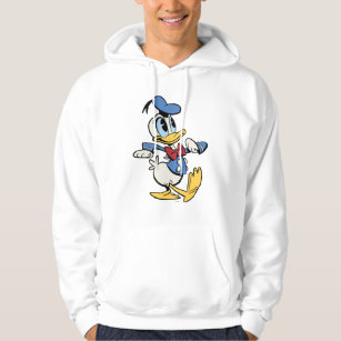 Donald Duck inspired hoodie