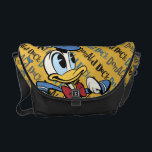 "Main Mickey Shorts | Donald Duck Messenger Bag<br><div class=""desc"">Mickey Shorts - Donald Duck</div>"