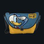 "Main Mickey Shorts | Donald Duck Salute Messenger Bag<br><div class=""desc"">Mickey Shorts - Donald Duck</div>"