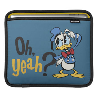 Main Mickey Shorts | Donald Scratching Head Sleeve For iPads