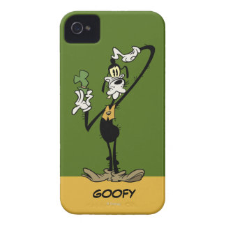 Main Mickey Shorts | Goofy Scratching Head iPhone 4 Case