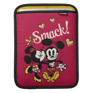 Main Mickey Shorts | Kiss on Cheek iPad Sleeves
