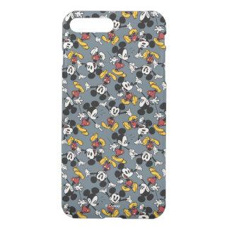 Main Mickey Shorts | Mickey Pattern iPhone 8 Plus/7 Plus Case