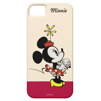 Main Mickey Shorts | Minnie Hand to Face iPhone SE/5/5s Case