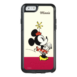 Main Mickey Shorts | Minnie Hand to Face OtterBox iPhone 6/6s Case
