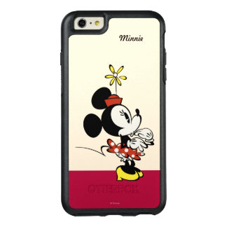 Main Mickey Shorts | Minnie Hand to Face OtterBox iPhone 6/6s Plus Case
