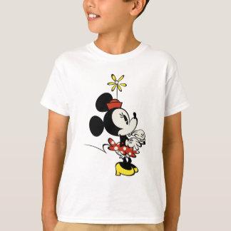 Main Mickey Shorts   Minnie Hand to Face T-Shirt