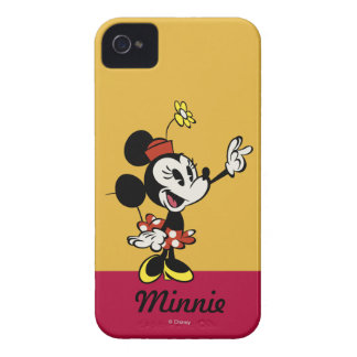 Main Mickey Shorts | Minnie Hand Up iPhone 4 Cover