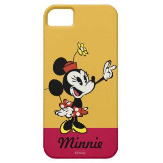 Main Mickey Shorts | Minnie Hand Up iPhone SE/5/5s Case
