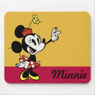 Main Mickey Shorts | Minnie Hand Up Mouse Pad