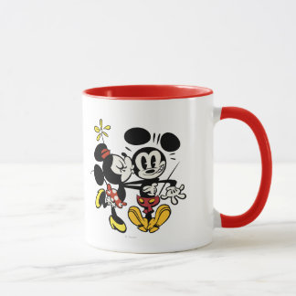 Main Mickey Shorts | Minnie Kissing Mickey Mug