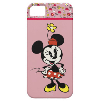Main Mickey Shorts | Minnie Mouse iPhone SE/5/5s Case