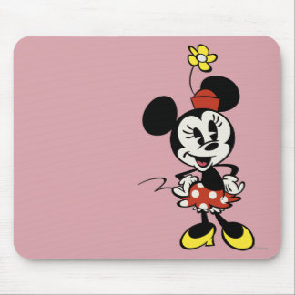 Main Mickey Shorts | Minnie Mouse Mouse Pad