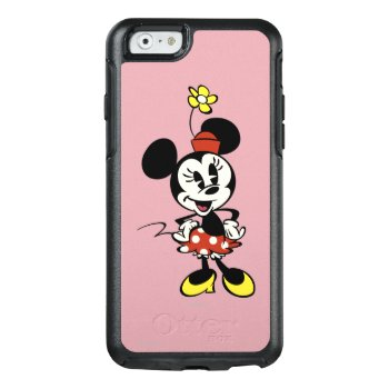 Main Mickey Shorts | Minnie Mouse Otterbox Iphone 6/6s Case by disney at Zazzle
