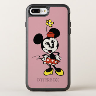 Main Mickey Shorts | Minnie Mouse OtterBox Symmetry iPhone 8 Plus/7 Plus Case