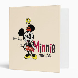 Main Mickey Shorts | Minnie Mouse Sweet Binder