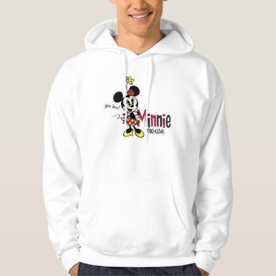 Main Mickey Shorts | Minnie Mouse Sweet Hoodie