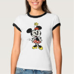 Main Mickey Shorts | Minnie Mouse T-Shirt