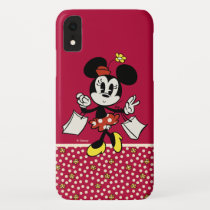 Main Mickey Shorts | Minnie Shopping iPhone XR Case
