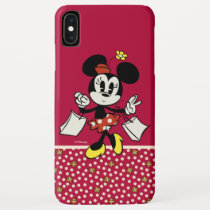 Main Mickey Shorts | Minnie Shopping iPhone XS Max Case