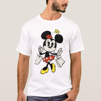 Main Mickey Shorts | Minnie Shopping T-Shirt