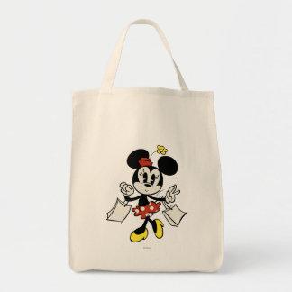 Main Mickey Shorts | Minnie Shopping Tote Bag