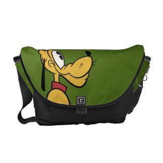 Main Mickey Shorts | Pluto Side Profile Messenger Bag