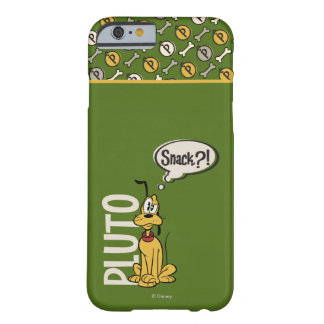 Main Mickey Shorts | Pluto Snack Barely There iPhone 6 Case