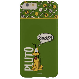 Main Mickey Shorts | Pluto Snack Barely There iPhone 6 Plus Case