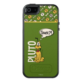 Main Mickey Shorts | Pluto Snack OtterBox iPhone 5/5s/SE Case