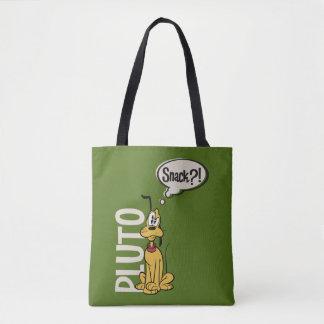 Main Mickey Shorts   Pluto Snack Tote Bag